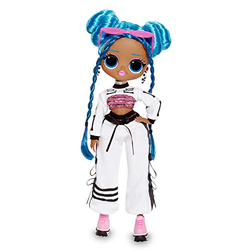 Giochi Preziosi L.O.L Surprise OMG Serie 3 Chillax Fashion doll (LLUE1000)