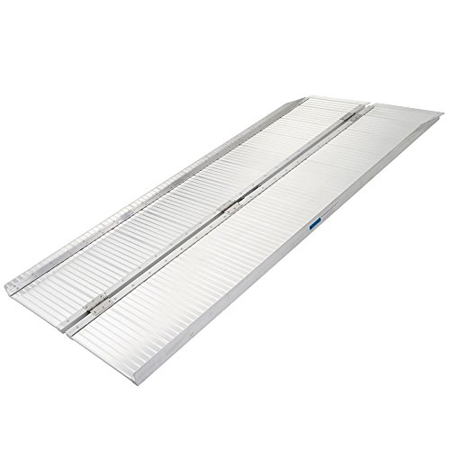 Discount Ramps Silver Spring SCG-6 Folding Mobility and Utility Ramp-600lb. Capacity, 6'Long