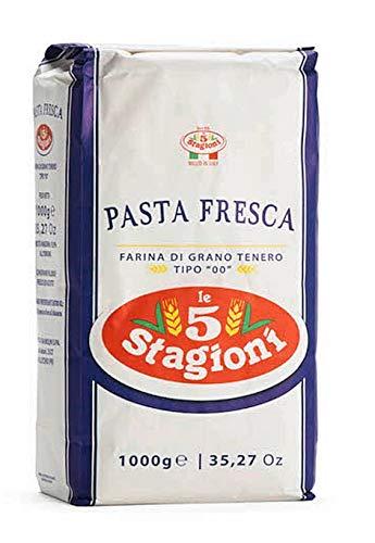 LE 5 STAGIONI HARINA de TRIGO TIPO 00 PASTA FRESCA - Product