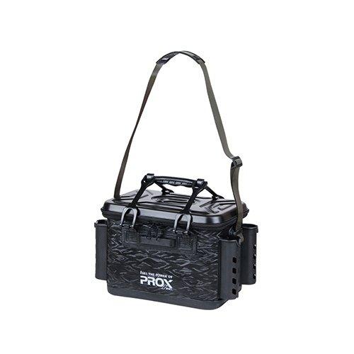 プロックス EVAタックルバッカン ロッドホルダー付 40㎝/ブラック PX966240BK 40㎝