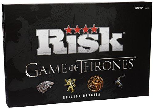 Juego de Tronos Juego de Tronos-81212 Risk, edición Batalla Eleven Force S.L. 481212