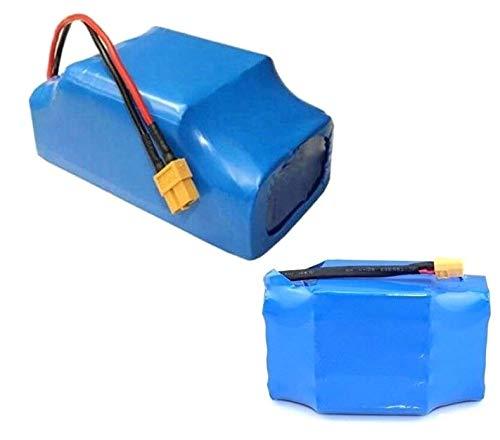DOBO Pacco Batterie Ricambio da 36V 4.4Ah per Smart Balance da 6.5 8 10 Pollici Sostituzione batterie innesto rapido