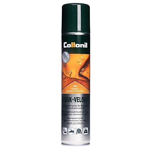 Collonil Nubuck + Velours, Produit d'entretien pour chaussures mixte adulte - Multicolore (50), 200 ML