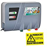 VOSS.farming Électrificateur 230V « Delta 5 » - Protection Parfaite pour les...