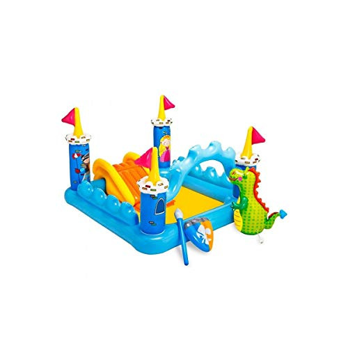 Piscina Playground Castelo da Fantasia 213L 57138 Intex
