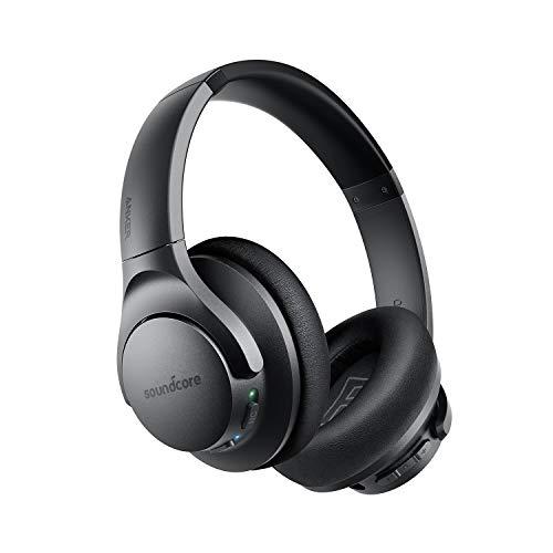 Anker Soundcore Life Q20(Bluetooth5.0 オーバーイヤー型ヘッドホン)【アクティブノイズキャンセリング/...