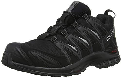 Salomon Homme Chaussures de Trail Running, XA PRO 3D GTX, Couleur: Noir...