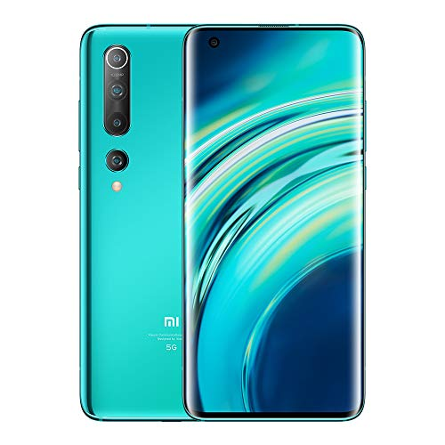 Xiaomi Mi 10 - Smartphone 128GB, 8GB RAM, Coral Green