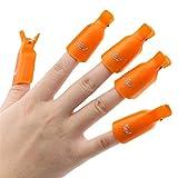 IME Juego de clips para quitar esmalte de uñas, uñas de gel para manicura UV,...