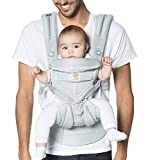 Ergobaby Omni 360 All-Position Baby Carrier for Newborn to Toddler with Lumbar Support & Cool Air...
