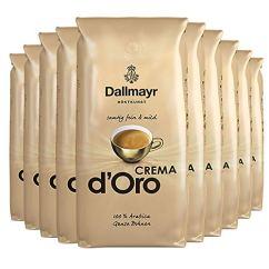 Dallmayr Crema d´Oro mild + fein ganze Bohne