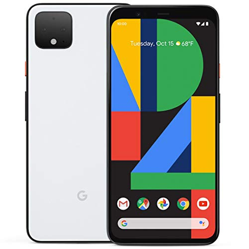 Google Smartphone Pixel 4 XL; 64GB; wit; Android 4