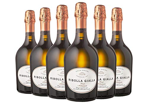 Ribolla Gialla Brut Villa Folini 2020 6 bottiglie da 0,75