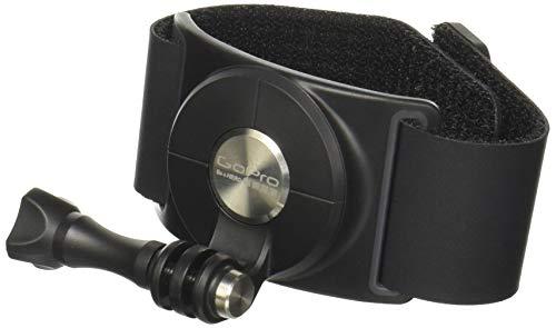 GoPro AHWBM-002 Supporto Rotante Fascia per Mano, Nero