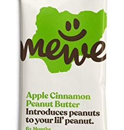 MeWe Baby, Peanut Butter, 6+ months