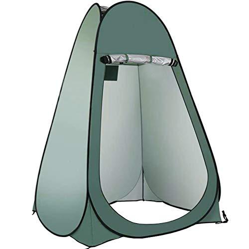 Tente de douche avec 2 fenêtres, tente de salle de bain, tente de camping...