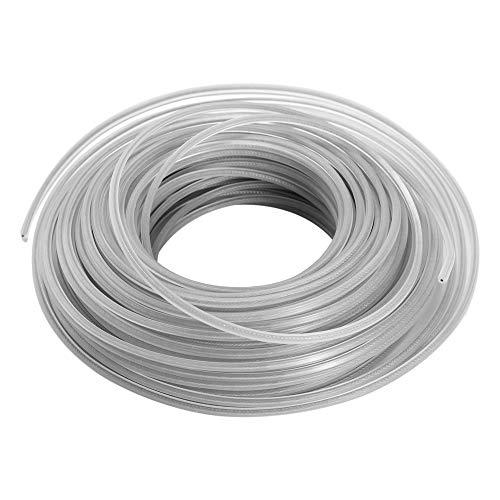 KKmoon Trimmer Wire Cord Linea Grass Trimmer Line Interno con Filo di Acciaio Wire Cutter Filo di...