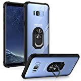 Galaxy S8 SC-02J SCV36 背面ケース リング付き サムスン ギャラクシー s8 リングケース galax……