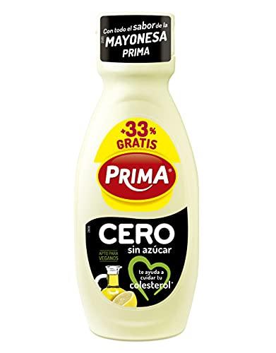 Prima - Cerocol, Mayonesa sin Huevo, Ayuda a Reducir el Cole