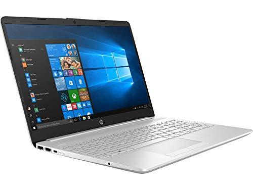 HP 15-dw1021na 15.6 Inch Full HD Laptop, Intel Pentium Gold 6405U, 4 GB RAM, 128 GB SSD, Windows 10...