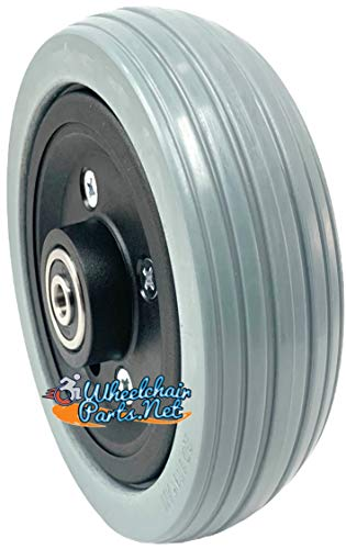 6' Caster for Jazzy Select Series and Jazzy/Quantum 600
