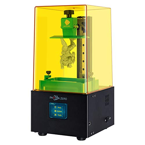 ANYCUBIC Photon Zero 3Dプリンター 本体 小型 405nm UV LCD 3Dプリンタ 造形サイズ97×54×150cm 高精度 3d ...