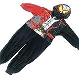 仮面ライダーセイバー 着ぐるみ パジャマ ハロウィン 子供 長袖パジャマ バンダイ (110cm)