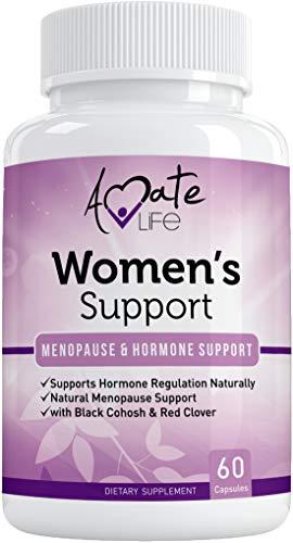 Women's Support Supplement- Natural Hormone Regulation-...