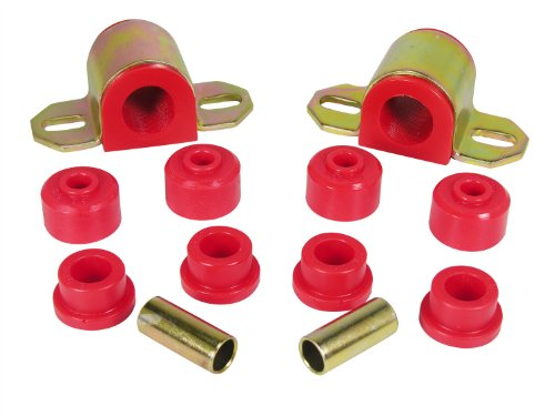 Prothane 1-1108 Red 1' Front Sway Bar Bushing Kit