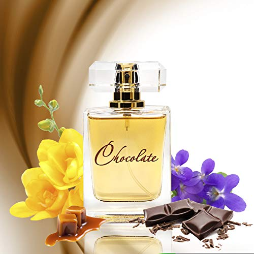 CHOCOLATE Parfum de Toilette para Mujeres 50 ml Frasco (1.7