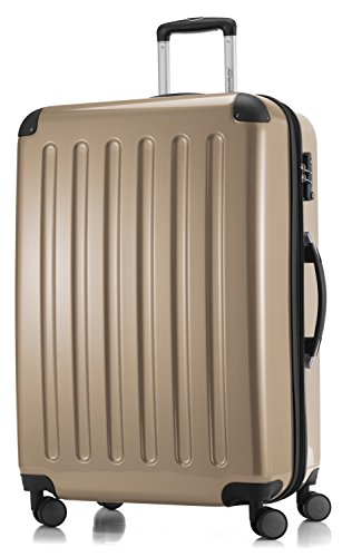 Hauptstadtkoffer 119 litri custodia rigida (75 x 52 x 32 cm) Combination Lock CHAMPAGNE