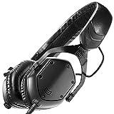 V-MODA XS On-Ear Metal-Noise-Isolation Kopfhörer (Matte Black Metal)