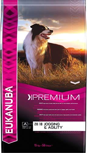 Eukanuba Jogging & Agility - Para perros de trabajo con altas...