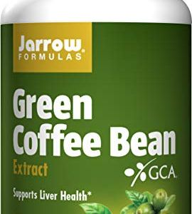 Jarrow Formulas Green Coffee Bean Extract, Supports Cardiovascular Health, 400 mg, 60 Capsules 16 - My Weight Loss Today