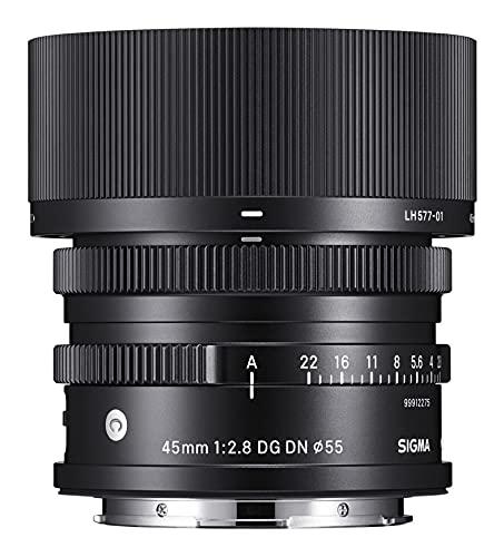 SIGMA 45mm F2.8 DG DN   Contemporary C019   Sony Eマウント   Full-Size/Large-Format ミラーレス専用