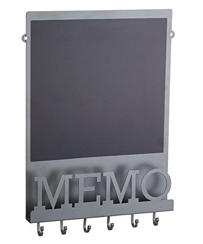 Kitchen Craft Memo Tabella Magnetica, Nero