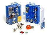 Motoring Essentials Kit d'ampoules de rechange comprenant ampoules H1 H4 H7 et...