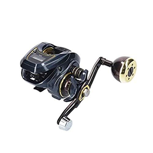 Daiwa Mulinello da Pesca Rotante Tanasensor 150 HL Casting Spinning Bobina Rotante per Mare Fiume e Lago Black Bass Luccio