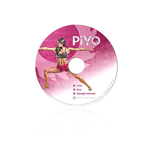 Chalene Johnson's PiYo Base Kit - DVD Workout with Exercise Videos + Fitness Tools and Nutrition Guide 2