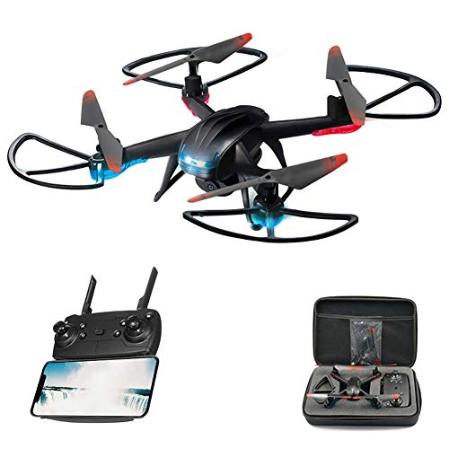 No brand YAUUYA Remote Camera Control Aircraft Globale Drone 007-3 Autunno-Resistant Drone Aerea Nuova Quattro Assi Aircraft (Color : 720P)