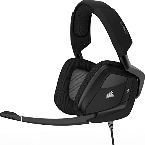 Corsair VOID PRO RGB USB Casque Gaming (PC, USB, Dolby 7.1) Noir