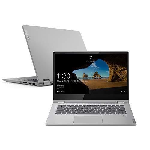 Notebook Lenovo 2-em-1 Ideapad C340, Intel Core i7 8GB, 256GB, SSD, Tela IPS Full HD 14'', 81RL0003BR