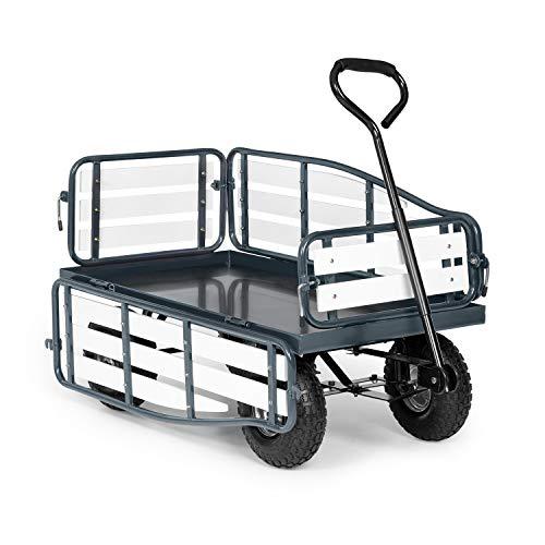 Waldbeck Ventura Handwagen Bollerwagen Einkaufswagen,...