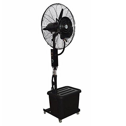 Season - ventilatore nebulizzatore Esterno, microclima, per terrazza, Giardino, Bar; serbatoio dellacqua 40litri.