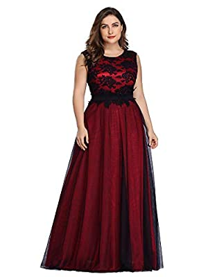 Not padded, with lining Features: A-Line, sleeveless, floral lace appliques, empire waist, stretch elastic band, floor-length bridesmaid dress Perfect as bridesmaid dresses, wedding dresses, wedding guest dresses, evening dresses, formal dresses.etc ...