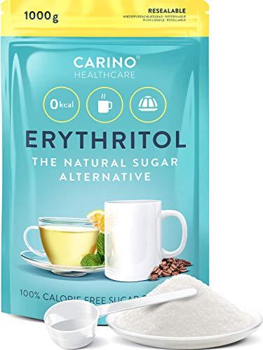 Erythrit Zuckeralternative kalorienfrei 1.000g kaloriefrei - vegan & glutenfrei