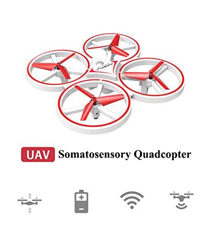 TSXGJ Smart Watch Quadcopter, Gravity Sense UFO...