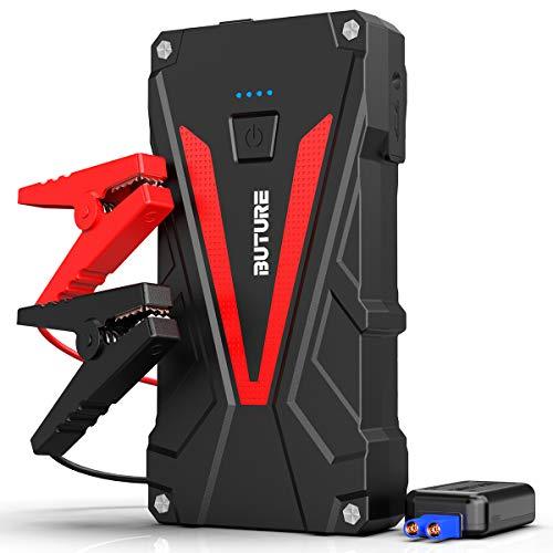 BUTURE ジャンプスターター 12800mA大容量 800Aピーク電流 (最大6.0Lガソリン車・5.0Lディーゼル車対応) 12...