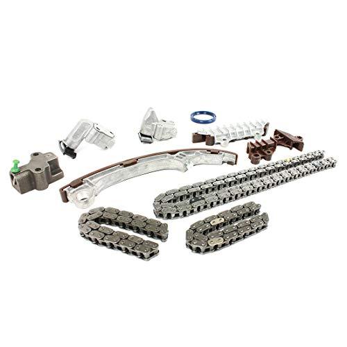 DNJ TK632 Timing Chain Kit for 1995-2001 / Infiniti, Nissan / I30, Maxima / 3.0L / DOHC / V6 / 24V / 182cid / VQ30DE
