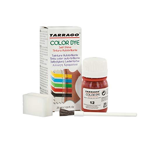Tarrago | Self Shine Color Dye 25 ml | Tinte Para Cuero y Lo